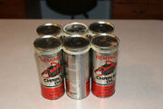 6 Vintage Remington 48411 Special Formula Chain Saw Oil Sealed Tin Cans 1 Pint