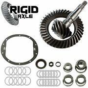 09-up Gm 8.5/8.6 10 Bolt Chevy - 3.08 Ring Pinion Gear W/ Master Bearing Kit