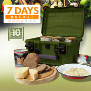 L@@k Emergency Family Vehicle Survival Prepper Ration | 3 Day | Food Bucket
