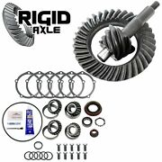 Ford 9 - 3.06 Support - 4.56 Ring And Pinion Gear Set W/ Master Bearing Kit