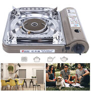 Ms‑3500cs Camping Butane Gas Stove Outdoor Windproof Portable Barbecue Stove