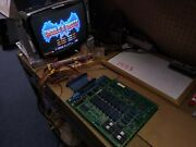 Ghouls N Ghosts - 1988 Capcom Us -guaranteed Working Collector Quality Jamma Pcb