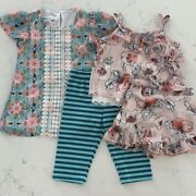 Bonnie Jean And Rare Editions Size 3t And 4t 1 New Without Tags