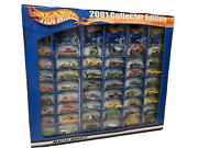 Hotwheels 2001 Collector Edition - 96 Models