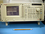 Advantest R3131a Spectrum Analyzer + User And Service Manuals Pdf + Free Shipping