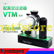 Multi-stage Vacuum Generator Vtm 301-d-n To 306-d-n With Check Vavle And Filter