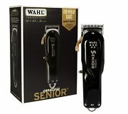 Wahl 5 Star Cord/cordless Senior 8504-400 With 3 Premium Guides