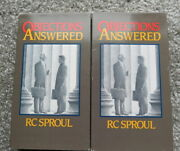 Objections Answered - Video Tape Series, Volumes 1 And 2, Rc Sproul Vhs