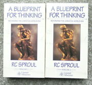 A Blueprint For Thinking - Video Tape Series, Volumes 1 And 2, Rc Sproul Vhs