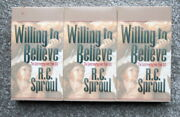 Willing To Believe - Video Tape Series, Volumes 1, 2 And 3 Rc Sproul Vhs