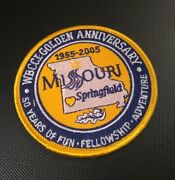 Wbcci Golden Anniversary 50 Years 1955-2005 Springfield Mo Patch