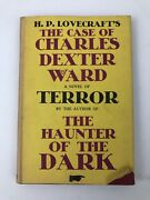 H.p Lovecraftand039s The Case Of Charles Dexter Ward A Novel Of Terror 1951