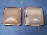 Mopar 1974-77 Chrysler Wagon Interior Dome Lights New Yorker Town And Country