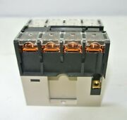 Omron G7z-4a General Purpose Relay Spst X 4 40a 24v