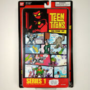 Teen Titans Go Comic Book Heroes Series 1 Page 4 Exclusive 1.5 Figure Pack
