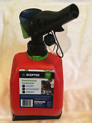 New Scepter Smart Control Gasoline Fuel Can- 1-gallon Red Model Fr1g103
