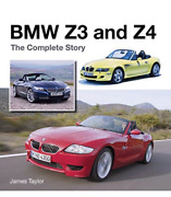 Taylor James-bmw Z3 And Z4 Uk Import Book New