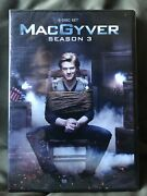 Macgyver Season 3 [new Dvd] Boxed Set, Dolby, widescreen
