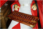 Dollmore 1/3anduncle Bjd Abacus Mini Counting Frame Archaic Style Doll Photo Props