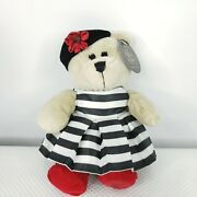 Starbucks Alice And Olivia By Stacey Bendet Holiday Barista Bear 2013 New In Box