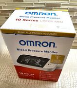 New, Newest Version Of Omron Bp7450 10 Series Upper Arm Blood Pressure Monitor