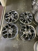 Set Of 4 Used- 17 Ford Mustang Wheel Rims