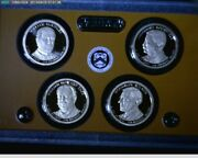 2013 Presidential Proof Dollars In Mint Holder No Box Or Coa