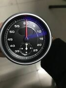Stop Watch Compass Sport Chrono For Porsche Macan And Cayenne Stop Watch