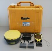Champion Tko Receiver And Scepter Ii Data Collector