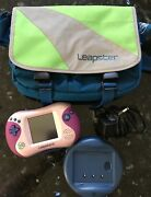 Great Gift-educational-pink Leapfrog Leapster 2 Bundle-excellent Condition.
