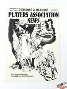 Rare Players Association News Issue 7 + Member Card March 1982 Newsletter Uk