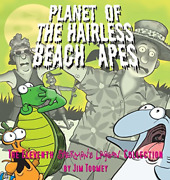 Toomey Jim-planet Of The Hairless Beach A Book Neuf