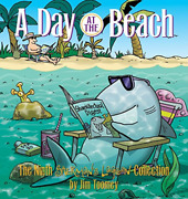 Toomey Jim-day At The Beach Us Import Book New