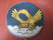 Wwii Usaaf 39th Airborne Troop Carrier Sqd D-day Outfit Flight Jacket Patch