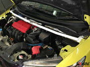 Front Strut Bar For Honda Fit Gk 1.5 Lhd/jazz Gk 3rd Gen And03913-and03918 Ultra Racing