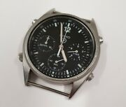 Seiko 1st Generation Rn Helicopter Pilotandrsquos Watch Genuine Military Issue