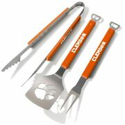 College Team | Grill Set | Spirit Series | Spatula-fork-tongs | Choose Your Team