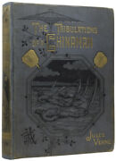 Jules Verne Gabriel / The Tribulations Of A Chinaman First Edition