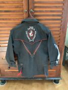 Cheyenne Frontier Days 100 Year Anniversary Womenandrsquos Wrangler Jacket Size Med