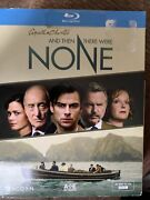 Agatha Christie's And Then There Were None Blu-ray With Slipcover