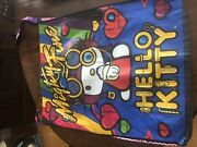 San Diego Comic Con Huge Swag Bag Mighty Fine Hello Kitty My Little Pony New