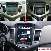 For 09-14 Chevrolet Cruze 9.7inch Android 10.1 Car Stereo Radio Player Gps 2+32g
