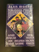 Tomorrow Stories Book 1 One Alan Moore Hardcover 1st Print 2002