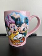 Vintage Disney Store Fairytale Couples Collection Mickey And Minnie Mug