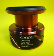 New Genuine Shimano Stradic Ci4+ C3000 Fb Hg Completed Spare Spool Fits 2500