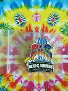 Dead And Company Pin 2018 Gdp Blossom Cuyahoga Falls Ohio Weir Shirt Hat Pinandnbspnos