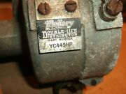 Vintage Mallory Double Lite Dual Point Distributor Small Block Ford