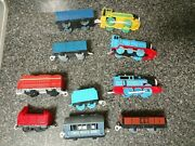 Thomas Train Trackmaster Engines Cargo Cars Mccolls Car Parts And Repair Lot