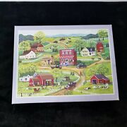 General Store 1000 Piece Jigsaw Puzzle Antiques County Farm Mountain Scenery