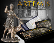 'artemis' - Rms Titanic And Olympic 1st Class Lounge Statue